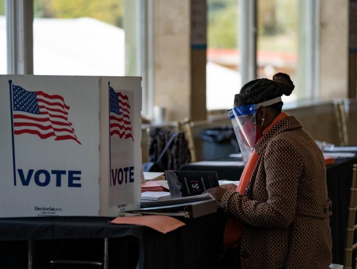 Jornada electoral,elecciones presidenciales de estados unidos en vivo:  Donald Trump y Joe Biden día decisivo resultados elecciones usa 2020 |  Internacional | Portafolio