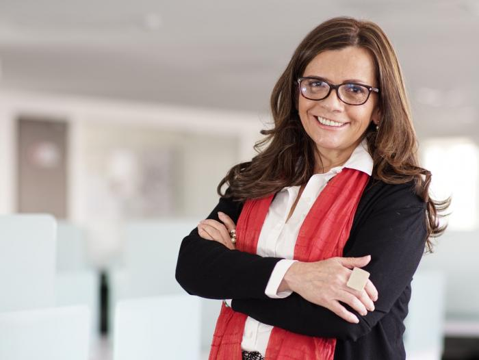 Martha Moreno, presidente de Certicámara