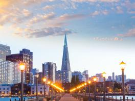 San Francisco (California). Salario medio: US$ 71,138.