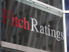Oficinas de la firma Fitch Rating.