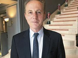 Georg Kapsch, CEO de Kapsch Group y Kapsch TrafficCom