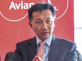Jeffrey Goh, CEO de Star Alliance