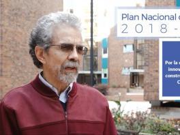 Álvaro Zerda de la Facultad de Ciencias Económicas de la Universidad Nacional