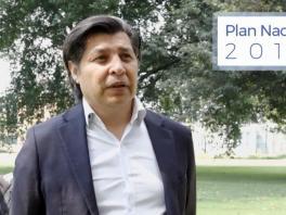 Jesús Villamil, profesor de la facultad de ciencias económicas de la Universidad Nacional