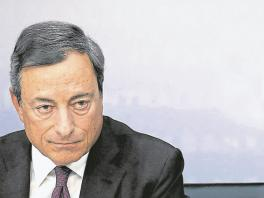 presidente del Banco Central Europeo, Ario Draghi,