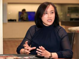 Gretchen Tan, líder global de Fintechs de TransUnion.