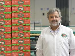 Pedro Aguilar, gerente general de Westfalia Fruit
