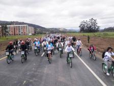Inaugurada variante de Gachancipá: mejorará la movilidad en la ... - Portafolio.co