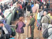 A nivel global, la demanda de pasajeros para vuelos nacionales creció un 4,2%, frente a un aumento del 3,1% de la capacidad.