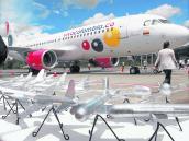 La aerolínea de bajo costo VivaColombia ofrece en la actualidad 13 rutas nacionales.