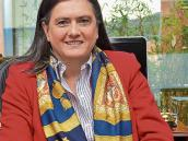 Ximena Tapias, presidenta de la Unión Colombiana de Empresas Publicitarias (UCEP) y del Cartagena Inspira.