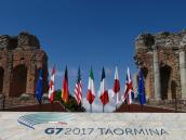 Reunión líderes G7 2017