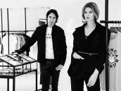 Alex Srour y Maya Memovic, directores de Texal, que tiene bajo su sombrilla las marcas Azulu y St. Dom.