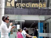Carta de Medimás sobre la venta de Cafesalud