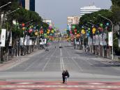 Coronavirus - Albania -  ciudad